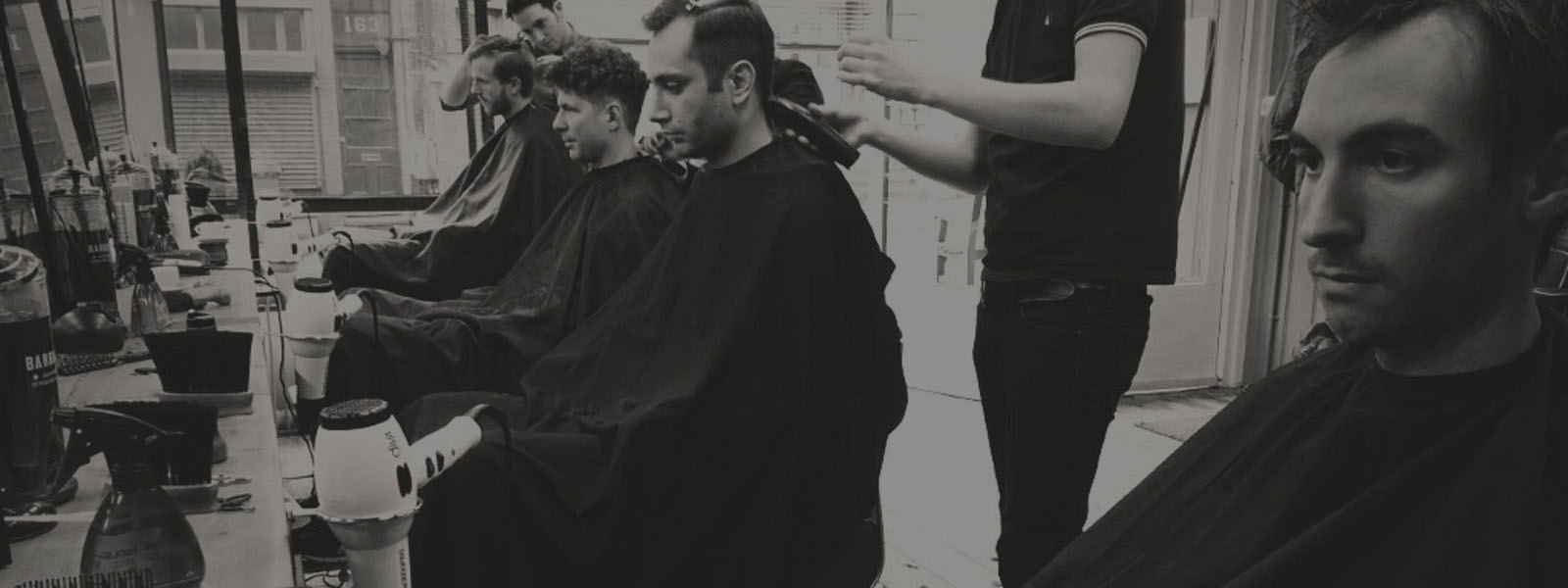 Rock men's salon west hampstead